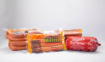 5 - 8 ct. Koegel's Vienna Hot Dogs & 2 tubes of Coney Sauce.  Gift Item No. 18.