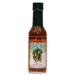 Colon Blow Hot Sauce